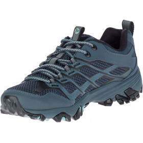 Merrell Moab FST GTX Shoes Women Slate